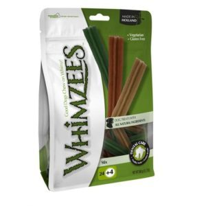 Whimzees dentastick small