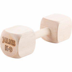 Julius-K9 Apportbukk i tre
