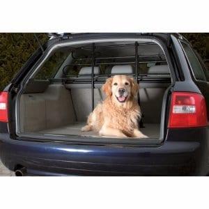 Trixie Sikkerhetsgitter til bil 1 B 85-140cm H 75-110cm