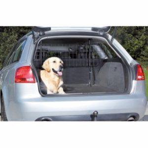 Trixie Sikkerhetsgitter til bil 3 B 125-140cm H 65-135cm