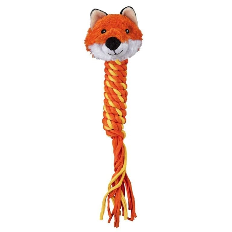 Kong Winder Fox Aktivitetsleke Medium 21cm