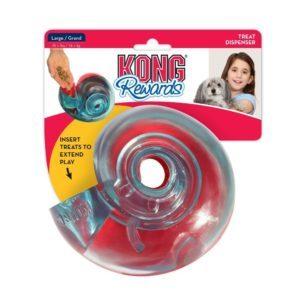 Kong Rewards Shell 13 Ø cm
