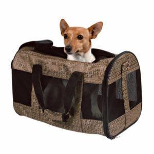 Malinda reiseveske for hund og katt 50x27x30cm Trixie