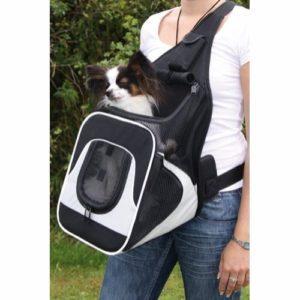 Savina Reiseveske Front for hund og katt 30x26x33cm Trixie