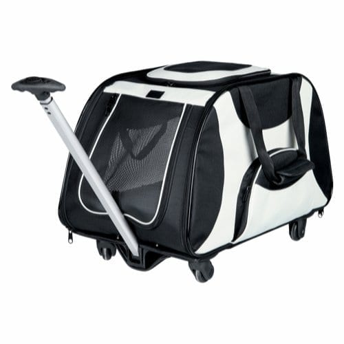 Trolley Reiseveske for Hund og Katt 34x43x67cm Trixie
