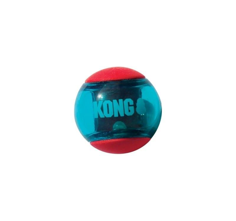 Kong Squeezz Action Aktivitetsleke Red
