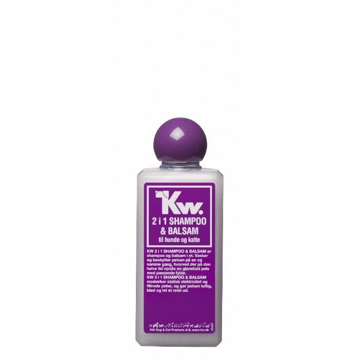 KW 2 i 1 Shampo og Balsam
