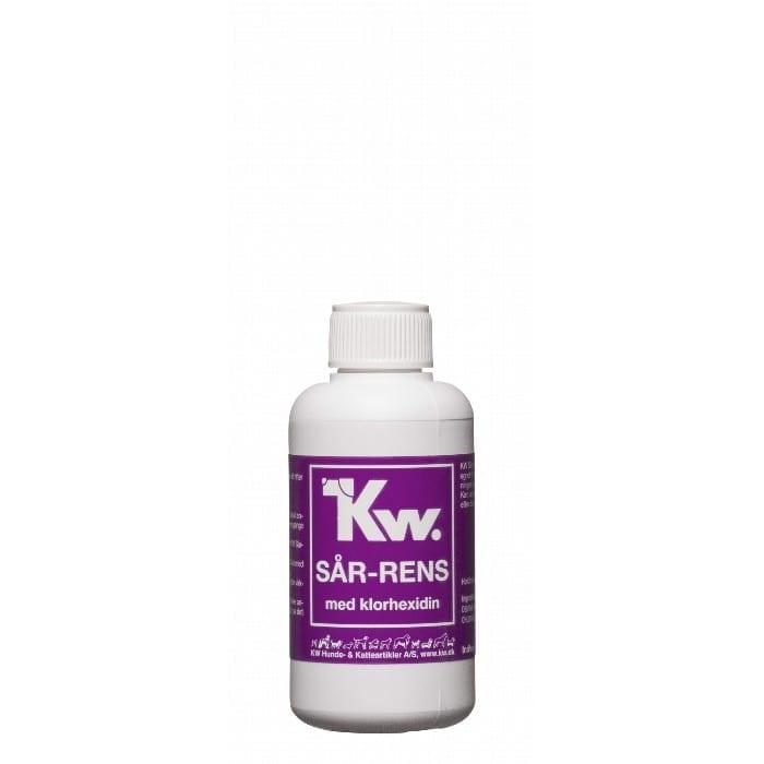 KW Sår-rens med Klorhexidin 100 ml