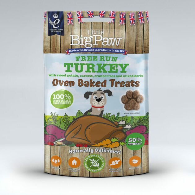 Little big paw turkey