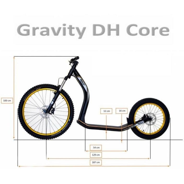 GRAVITY FREE DH Core