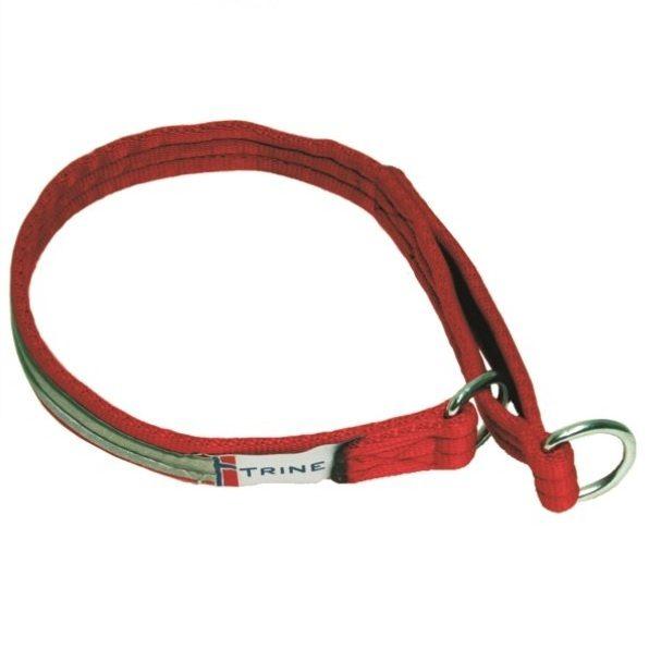Trine Hundehalsbånd rød