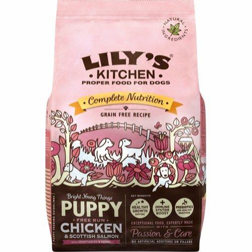 lily's kitchen puppy