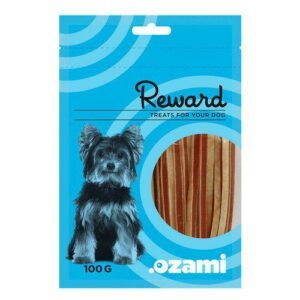 ozami hundesnacks chicken sandwich