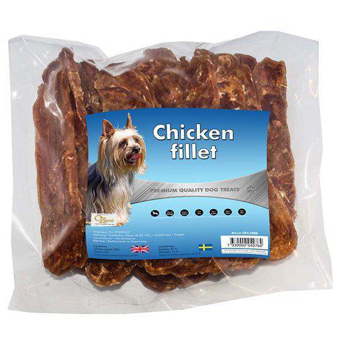 ozami hundesnacks kyllingfilet