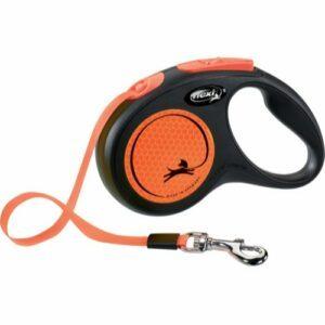 Flexi New Neon Orange Refleks