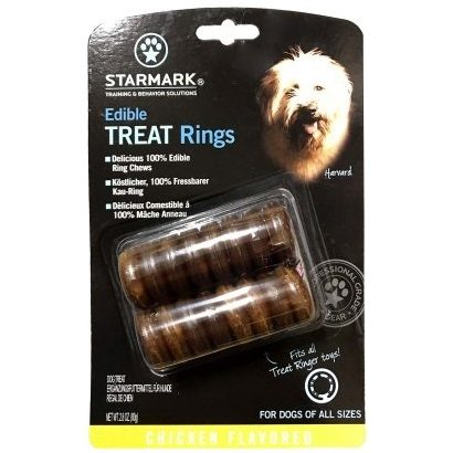 Starmark Treat Rings