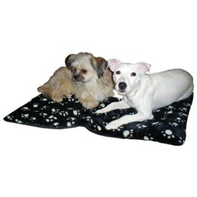Hundepledd-hundemadrass med poter