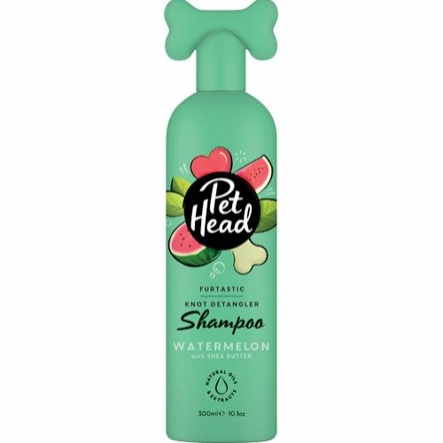 furtastic detangling moisturising dog shampoo hundesjampo
