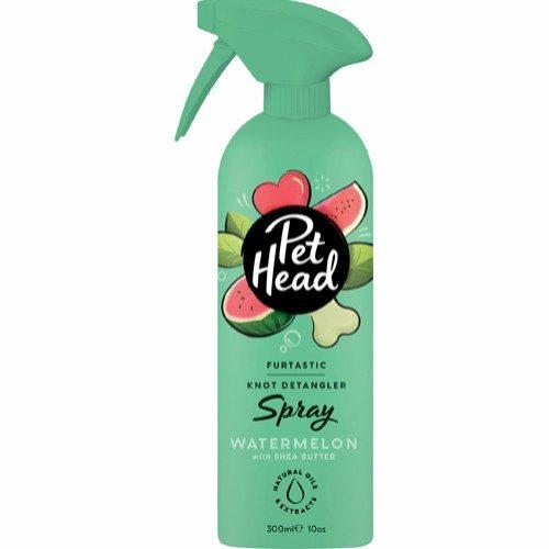 furtastic detangling moisturising dog spray flokefjerner balsamspray