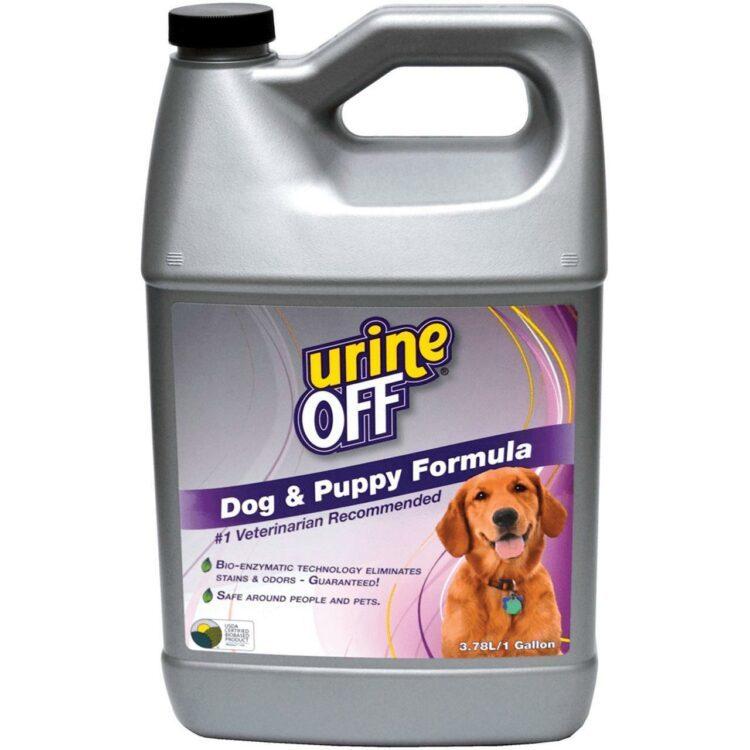 urine off dog formula