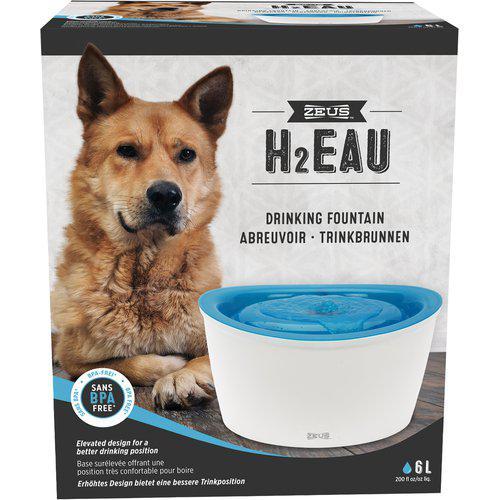 Drikkefontene Dogit fresh & clear 6 liter