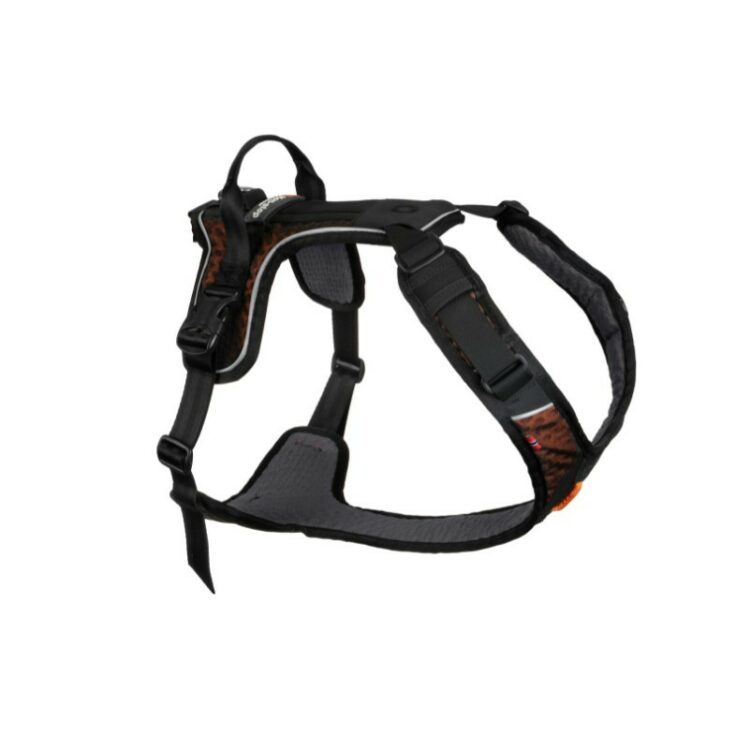 non stop rock harness hundesele